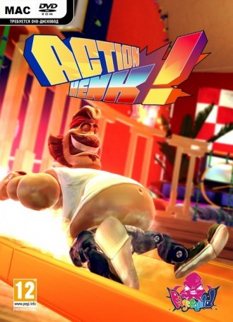 Action Henk   MacOSX Cracked Game