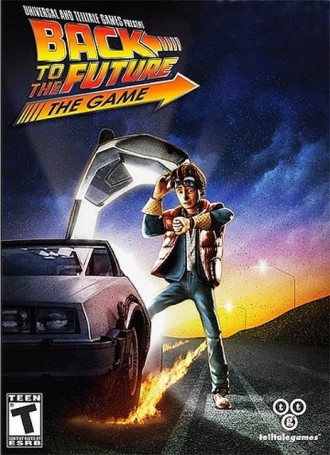 Back To The Future The Game COMPLETE | MacOSX Cracked Game