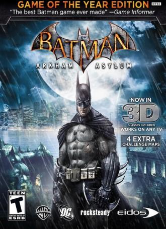 Batman: Arkham Asylum GOTY | MacOSX Cracked Game