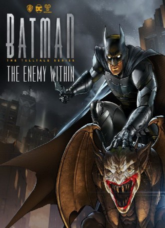 Batman : The Enemy Within Episode 5 | MacOSX Free Download