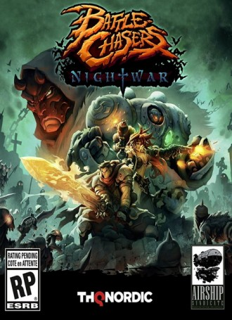 Battle Chasers: Nightwar | MacOSX Free Download