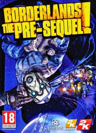 Borderlands The Pre Sequel | MacOSX Cracked Game