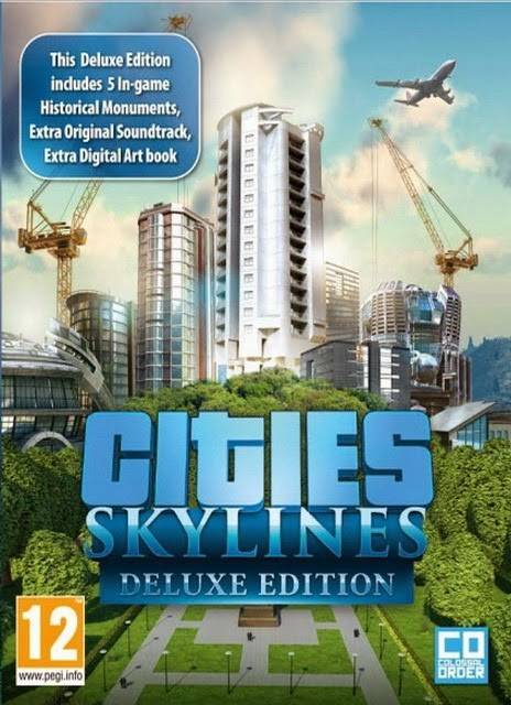 Cities Skylines full game mac osx free download