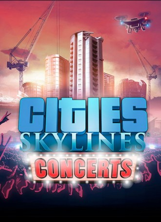 Cities Skylines: Concerts | MacOSX Free Download