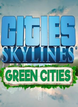 Cities Skylines Green Cities | MacOSX Free Download