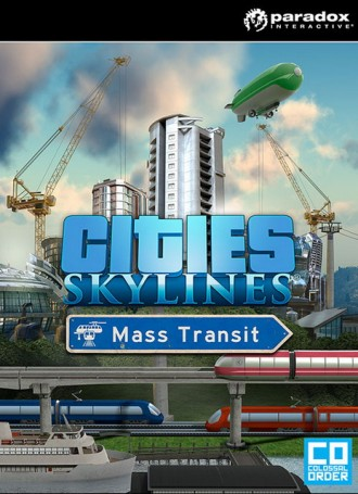 Cities Skylines : Mass Transit | MacOSX Free Download