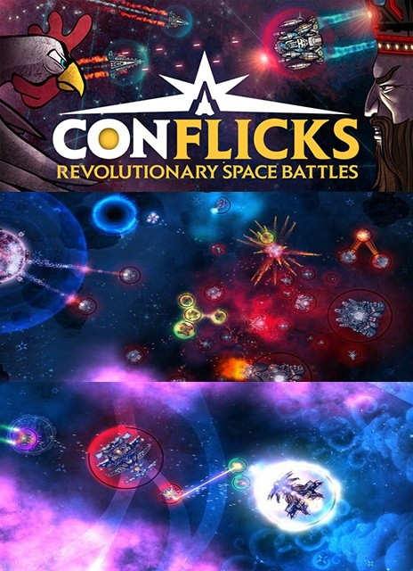 Conflicks - Revolutionary Space Battles MAC free