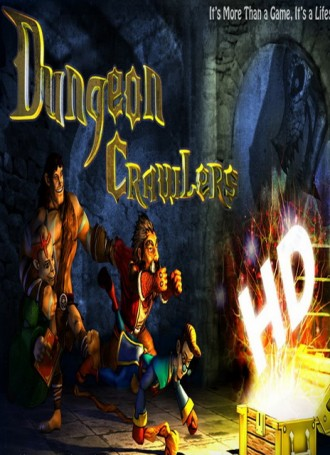 Dungeon Crawlers HD | MacOSX Cracked Game