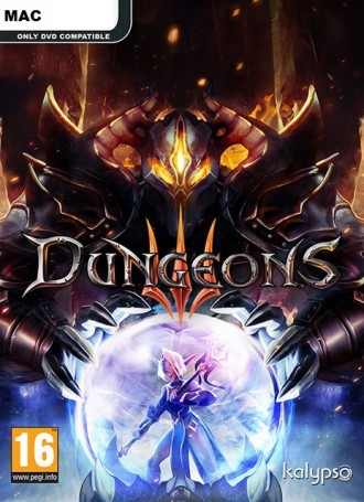 Dungeons 3   MacOSX Free Download