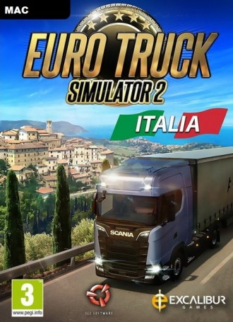 Euro Truck Simulator 2 : Italia | MacOSX Free Download