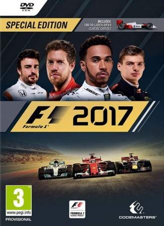 F1 2017 | MacOSX Free Download