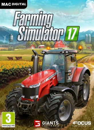Farming Simulator 17 : Big Bud | MacOSX Free Download