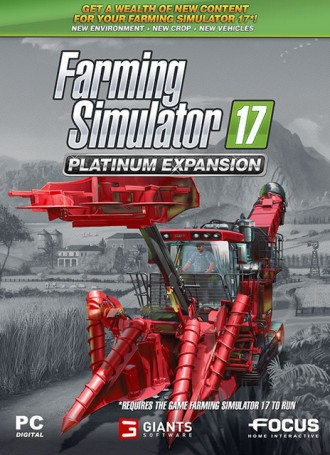 Farming Simulator 17 : Platinum Edition : ROPA | MacOSX Free Download