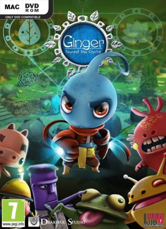 Ginger: Beyond the Crystal | MacOSX Free Download