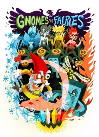Gnomes Vs Fairies | MacOSX Free Download