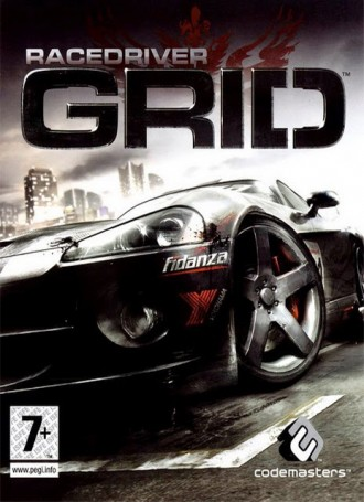 GRID   MacOSX Cracked Game
