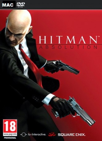 Hitman Absolution | MacOSX Cracked Game