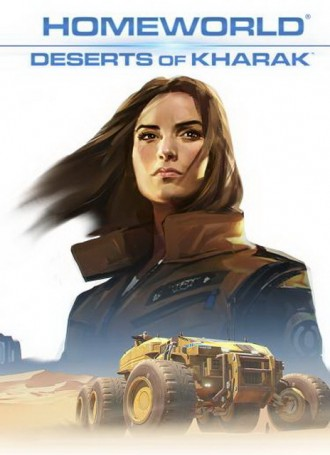 Homeworld Deserts of Kharak v1.3 | MacOSX Free Download