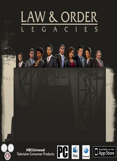 Law & Order: Legacies mac os free