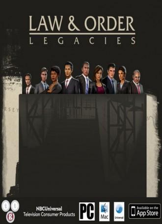 Law & Order: Legacies | MacOSX Cracked Game