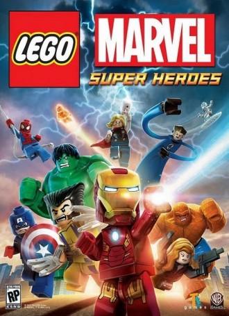 LEGO MARVEL Super Heroes | MacOSX Cracked Game