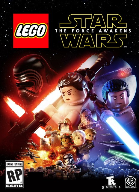 LEGO STAR WARS : The Force Awakens mac osx cracked download free