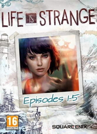Life Is Strange – Complete Season All Episodes 1-5 | MacOSX Free Download