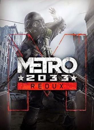 Metro 2033 Redux | MacOSX Cracked Game