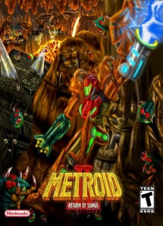 Metroid 2 Remake   MacOSX Free Download