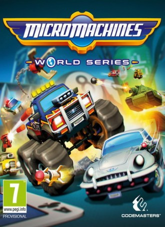 Micro Machines World Series | MacOSX Free Download