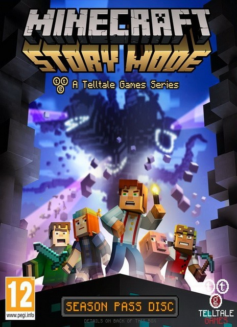 Minecraft.Story.Mode.Episode.1.MacOSX-ACTiVATED