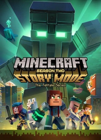 Minecraft Story Mode : Season Two Complete | All Episode 5/5