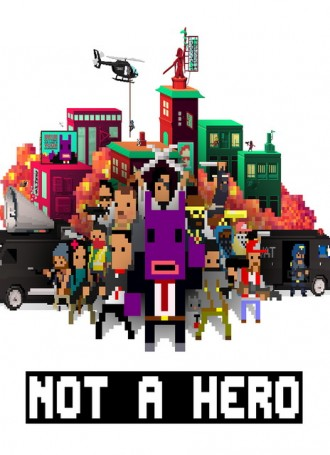 NOT A HERO | MacOSX Free Download