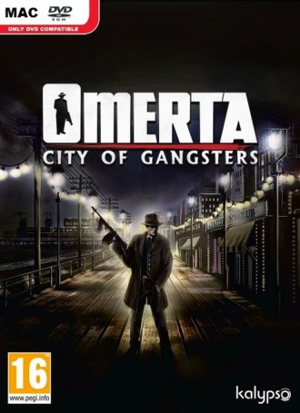 Omerta City of Gangsters | MacOSX Cracked Game