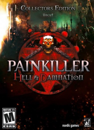 Painkiller Hell and Damnation | MacOSX Cracked Game