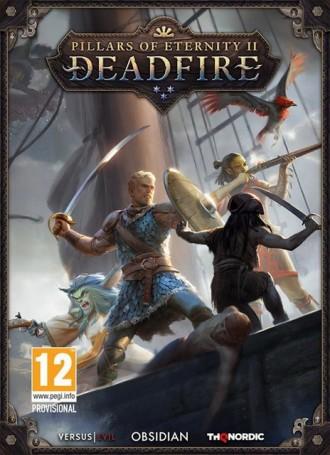 Pillars Of Eternity II : Beast of Winter | MacOSX Free Download
