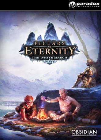 Pillars of Eternity The White March Part I – DLC | MacOSX Free Download