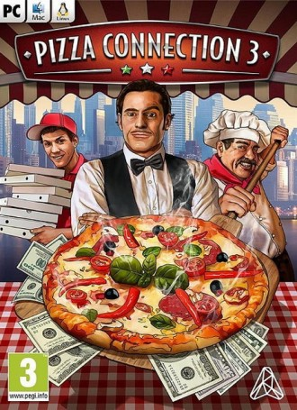 Pizza Connection 3 – Calzone | MacOSX Free Download