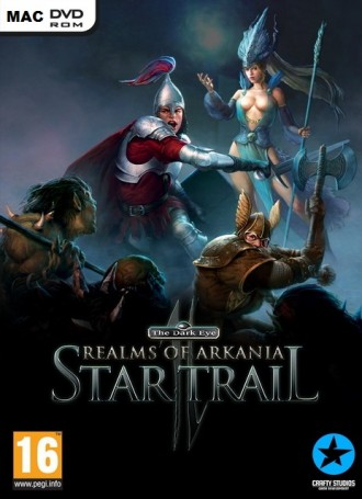 Realms of Arkania : Star Trail | MacOSX Free Download