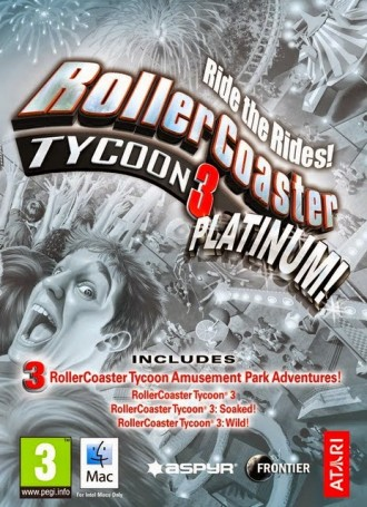 RollerCoaster Tycoon 3: Platinum | MacOSX Cracked Game