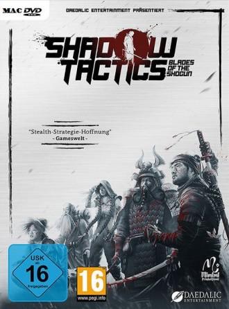 Shadow Tactics: Blades of the Shogun | MacOSX Free Download