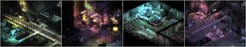 Shadowrun Hong Kong screenshots