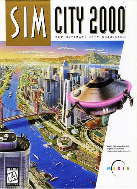 SIMCITY 2000 SPECIAL EDITION macosx