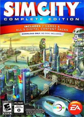 SimCity Complete Edition | MacOSX Cracked Game