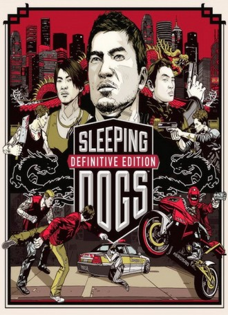 Sleeping Dogs: Definitive Edition | MacOSX Free Download