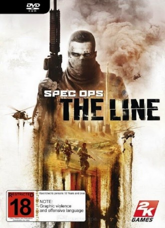 Spec Ops: The Line | MacOSX Cracked Game