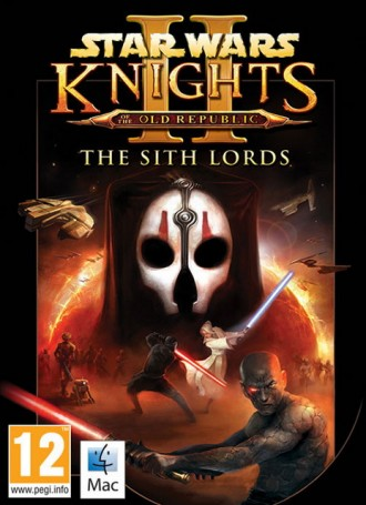 STAR WARS : Knights of the Old Republic II – The Sith Lords   MacOSX Free Download