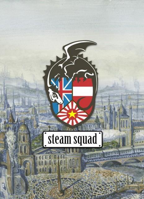 Steam Squad mac osx game