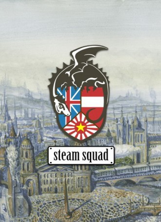 Steam Squad | MacOSX Free Download