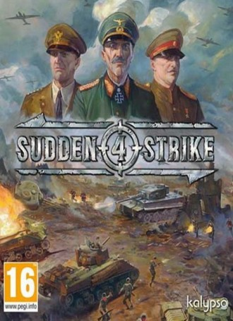 Sudden Strike 4 : Road to Dunkirk | MacOSX Free Download